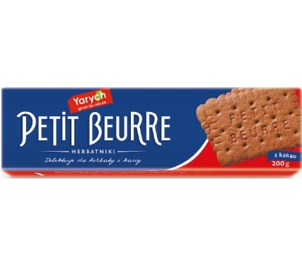 """Biscuit """"Petit Beurre """"Yarych"""", 200 g image"""