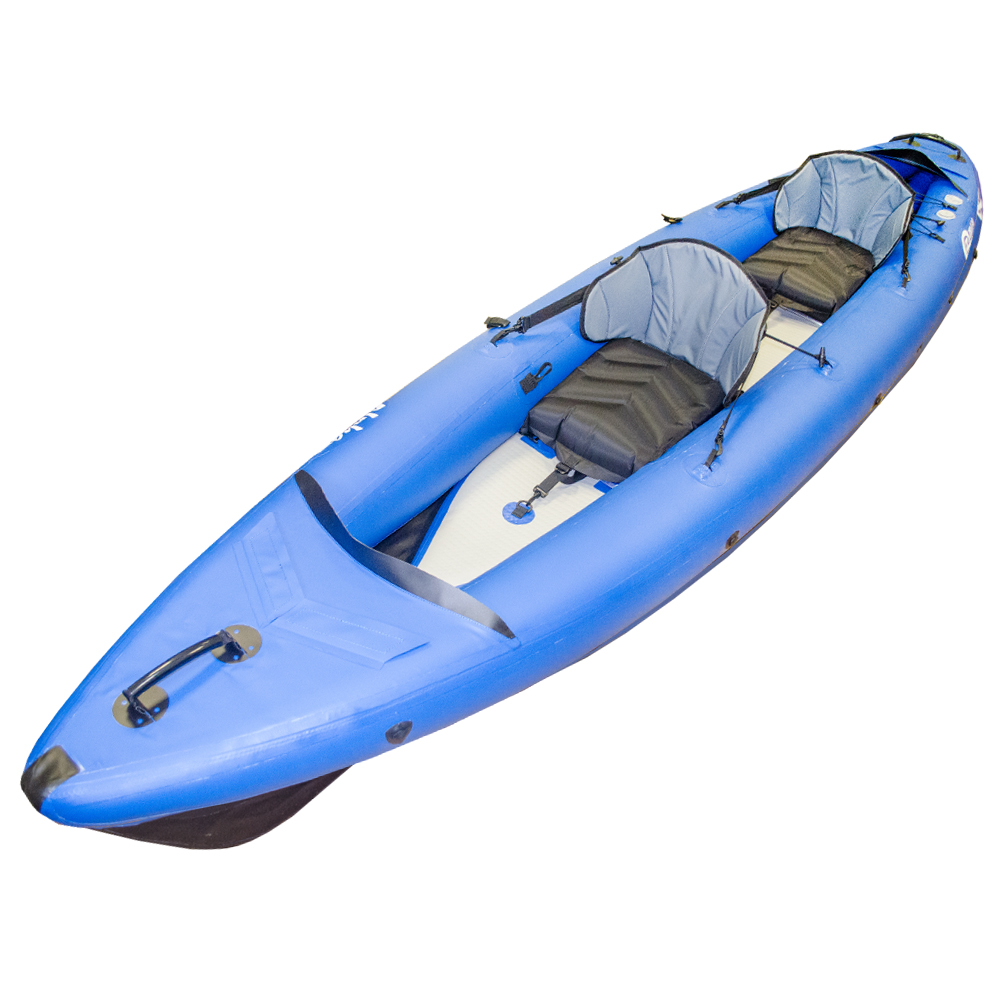 Inflatable kayak Alpha-Z II 370 image