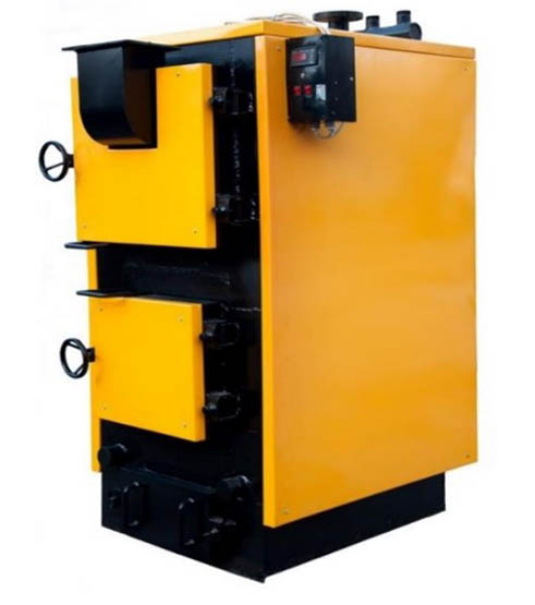BREEZE KVT 140 Industrial Solid Fuel Boiler, 140 kW image