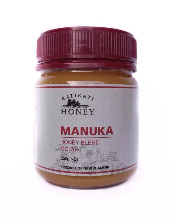 Manuka Blend MG26 Honey - 250g - Creamed image