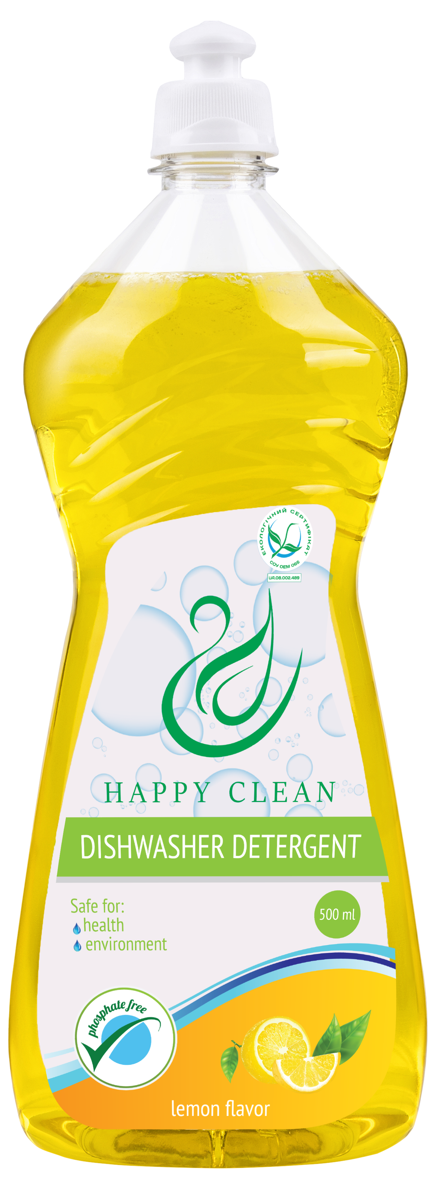 Dishwashing liquid Lemon image