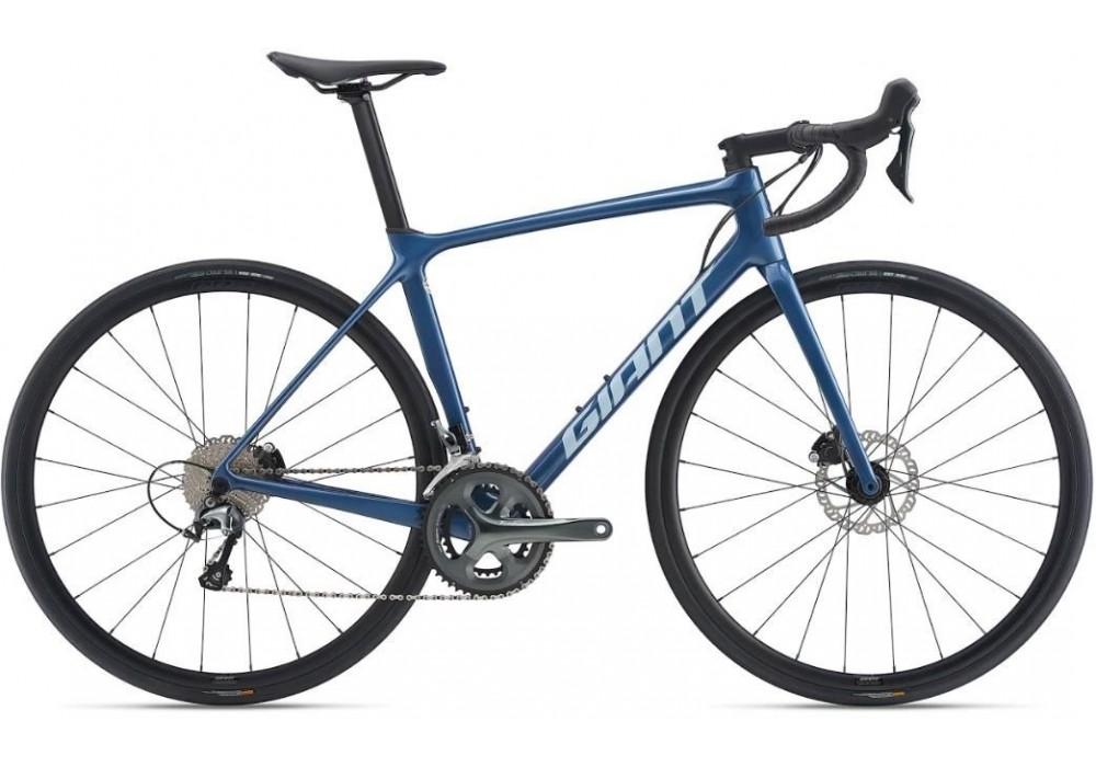 2021 Giant TCR Advanced 3 Disc - Road Bike image