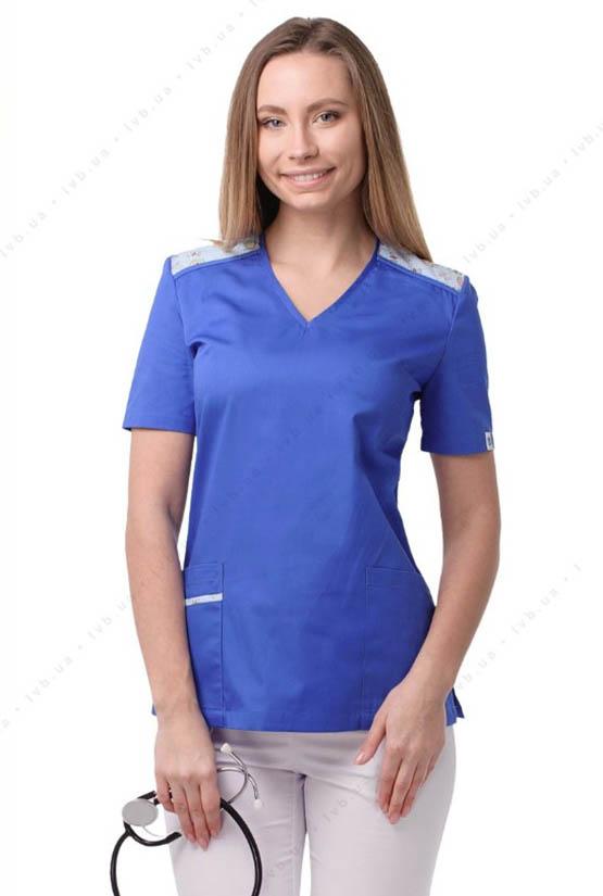 Women's Scrub Set with Pockets image