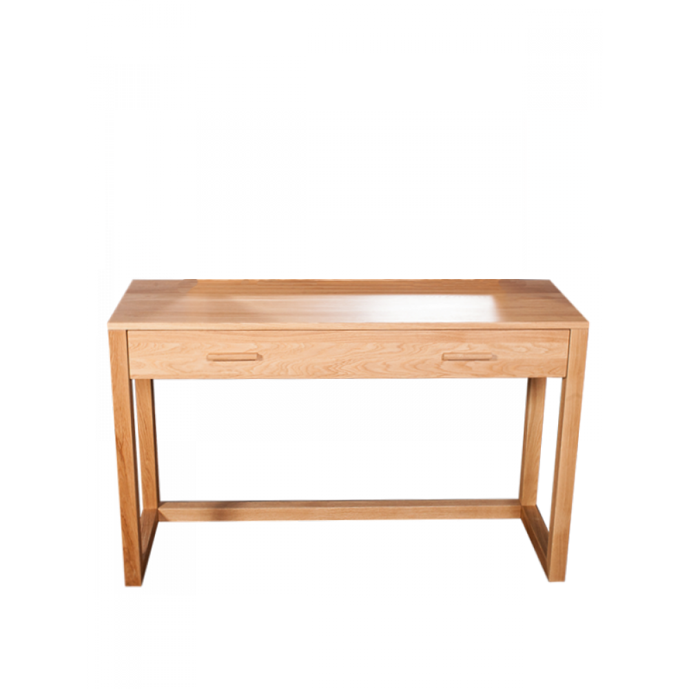 Anna Natural Solid Oak Dressing Table image