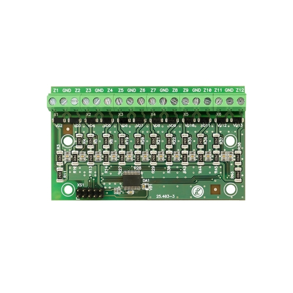 M-Z/F/ Zone Expansion Module for TIRAS PRIME 8L Fire Alarm System image