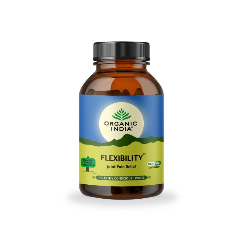 Flexibility 180 Capsules Bottle image