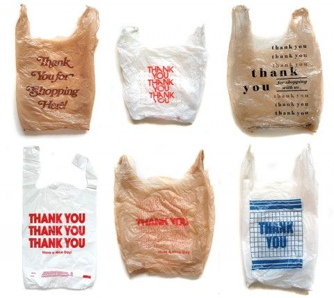 Economical and affordable t-shirt plastic bag shopping for wholesale image