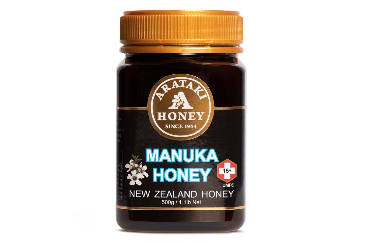 Manuka Honey UMF 15 - 500g image