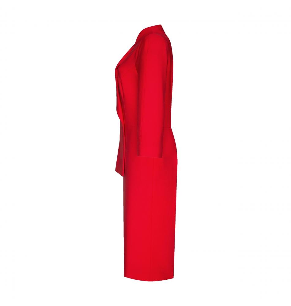 Original red dress image