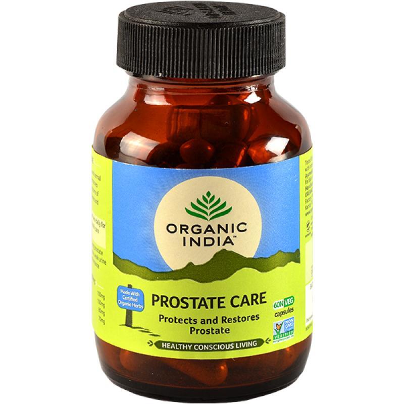 Prostate Care 60 Capsules Bottle image