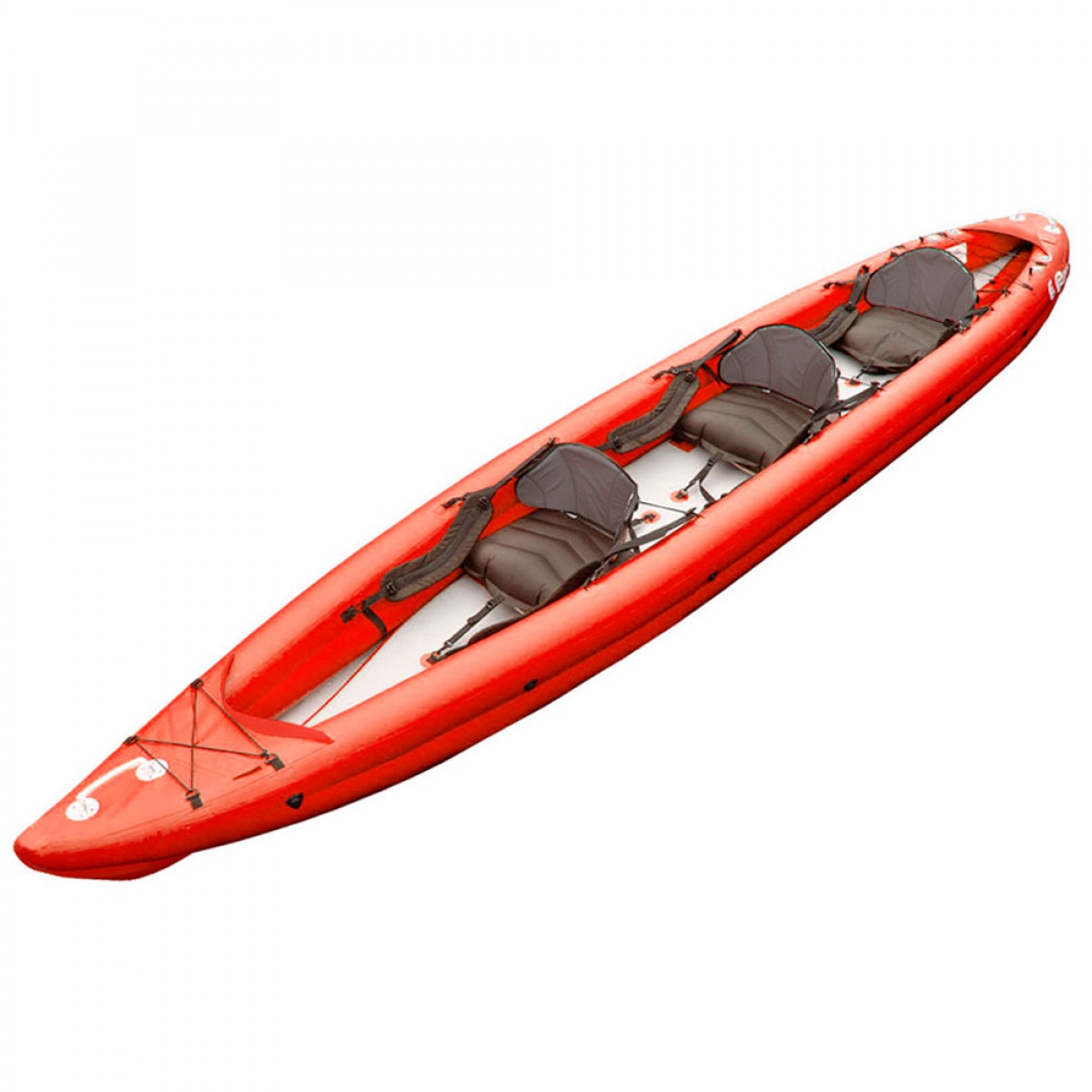 Spark-520 Kayak with Inflatable Frame, 3 seats image