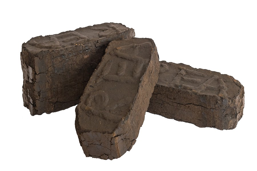 Soild Fuel Peat Briquettes for Home and Industrial Boilers image