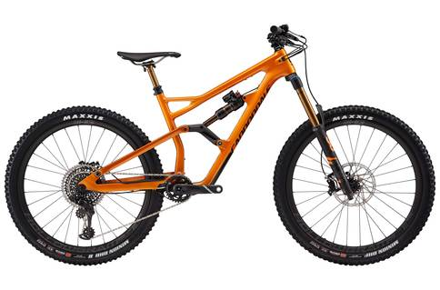 Cannondale Jekyll Carbon 1 27.5 2019 Mountain Bike image