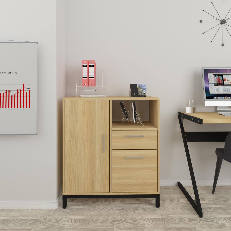 Office table L-800 combi Loft design image