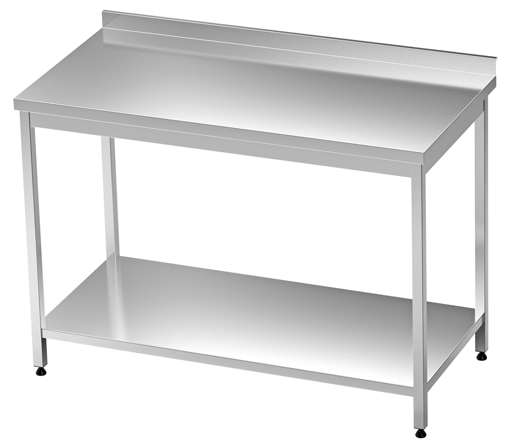 Stainless steel work table B-6 image