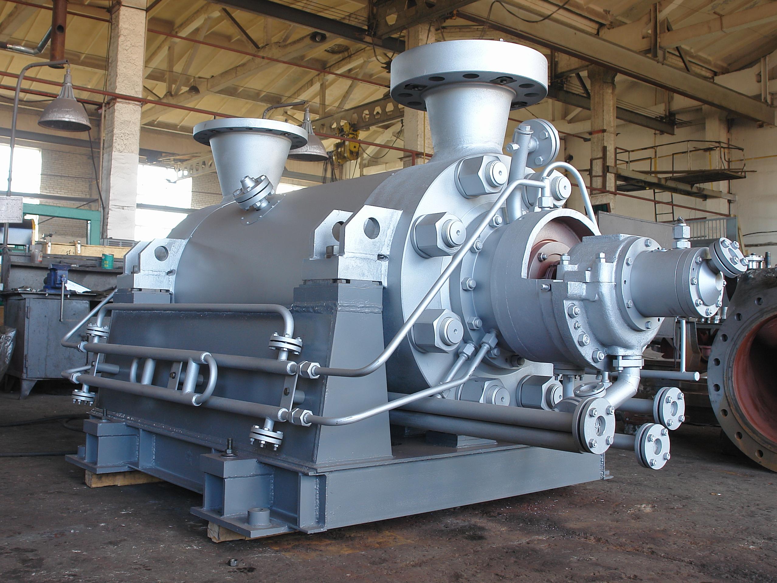 Boiler feed water pump  PE 270-150 image