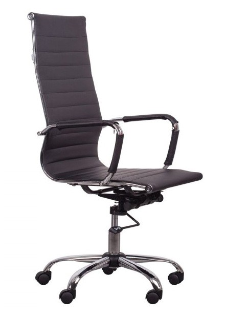 Chair Slim HB AMF black image