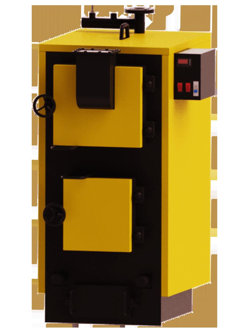 BREEZE KVT 70 Industrial Solid Fuel Boiler, 70 kW image