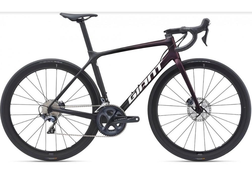 2021 Giant TCR Advanced Pro 1 Disc - Road Bike image