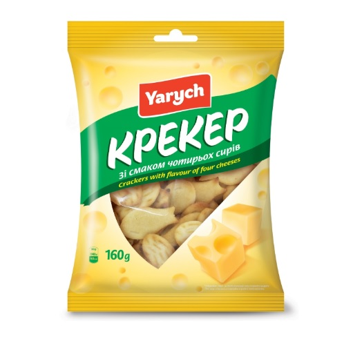 Crackers Yarych, 160 g image