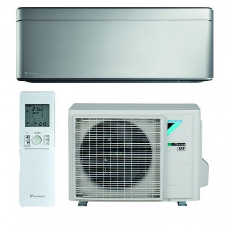 DAIKIN FTXA25AS /RXA25A Wall Mounted Air Conditioning System, Stylish Series image