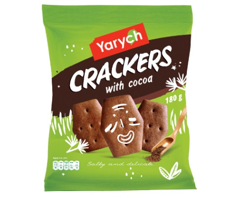 Crackers Yarych, 180 g image