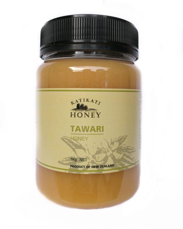 Tawari Honey 1kg Creamed image