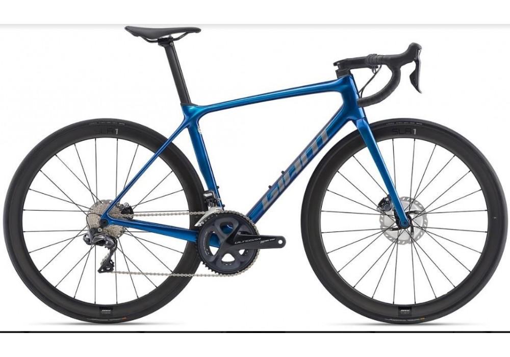2021 Giant TCR Advanced Pro 0 Disc - Road Bike image
