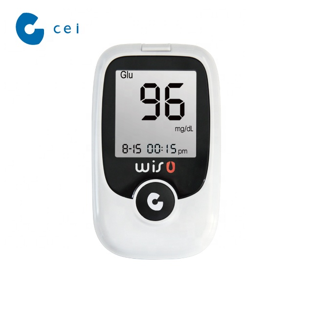 Multi-function Blood Glucose and Ketone 2 in 1 Monitoring System image