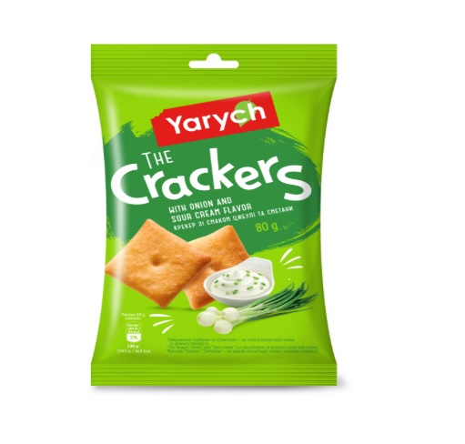Crackers Yarych, 50 g image