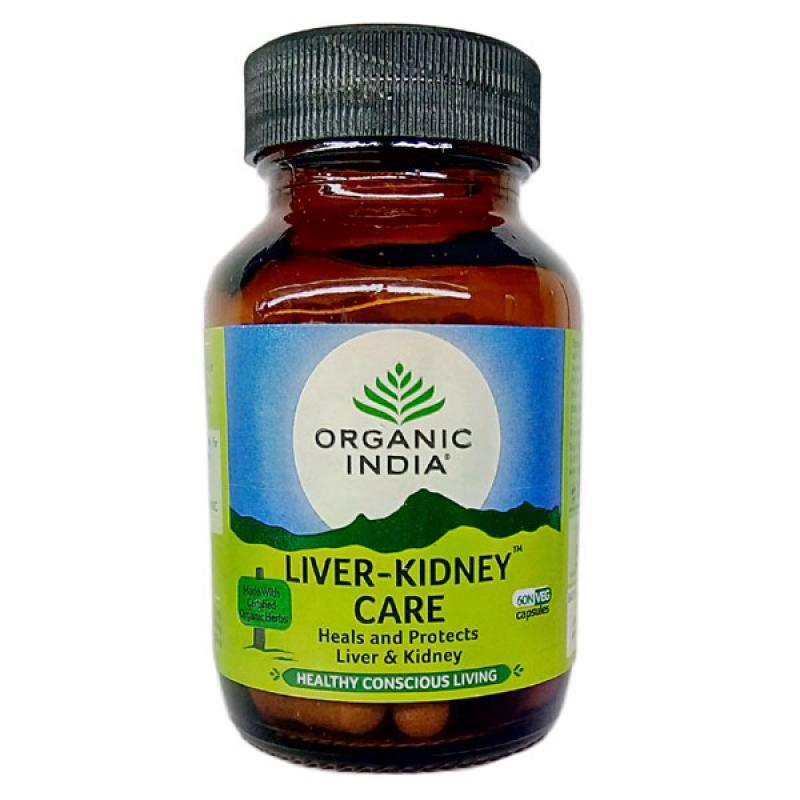 Liver-Kidney Care 60 Capsules Bottle image