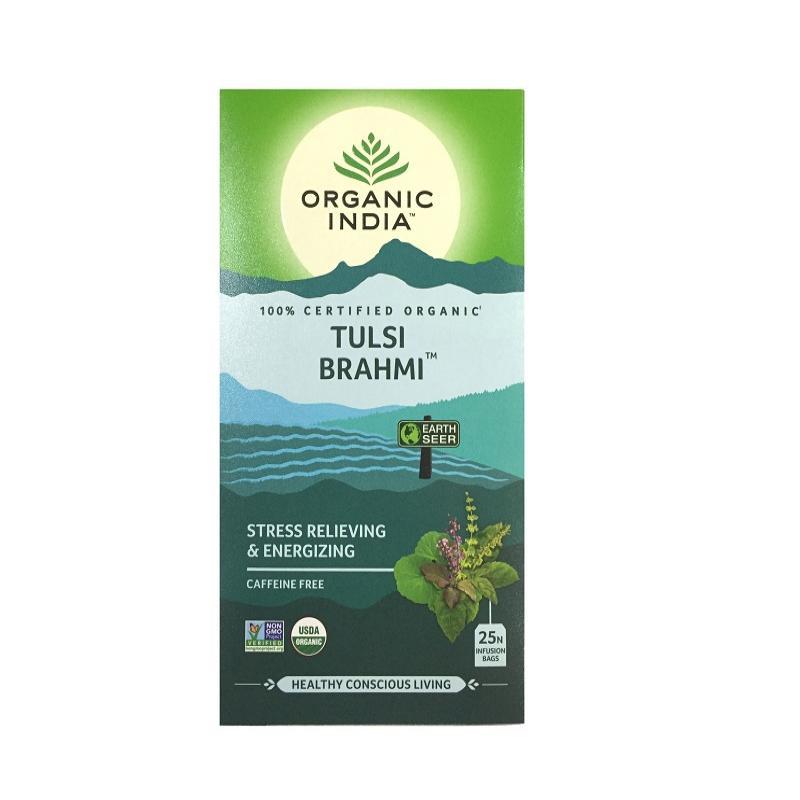 Tulsi Brahmi Tea 25 Tea Bags image